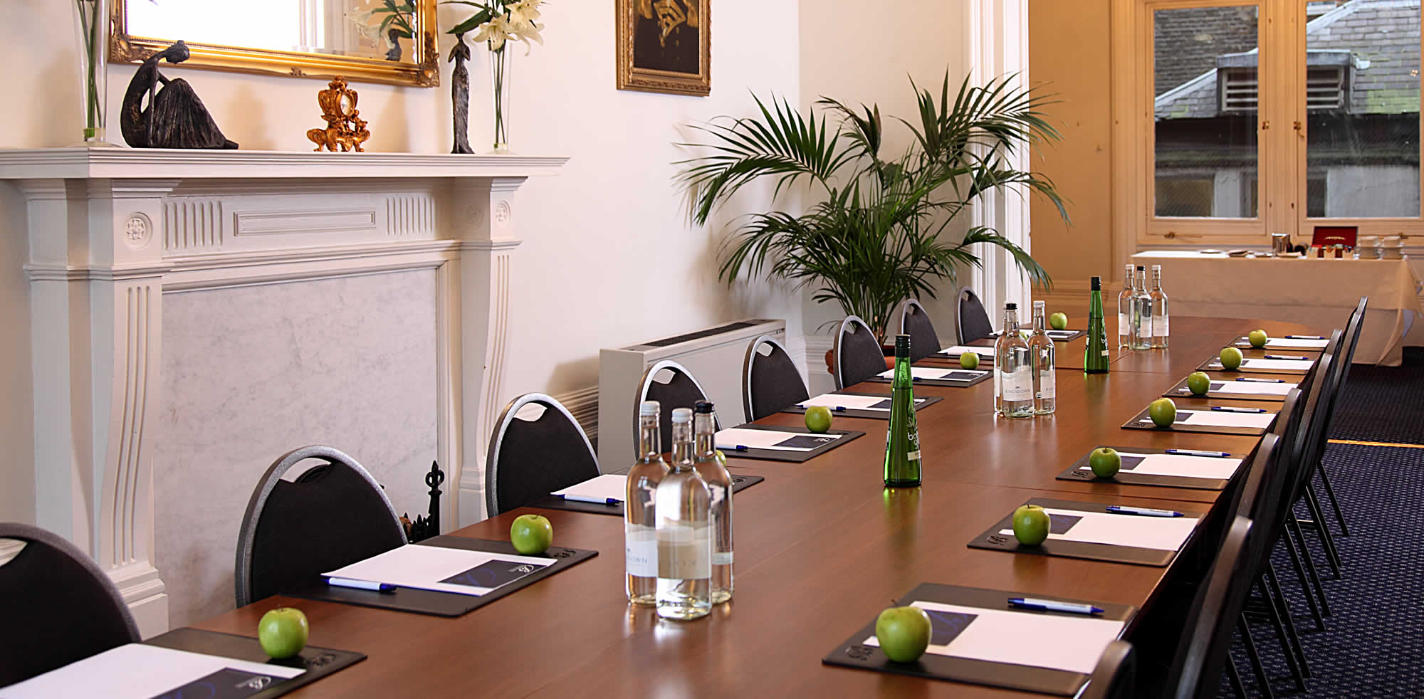 Bloomsbury House - Pestalozzi - Boardroom space for meetings