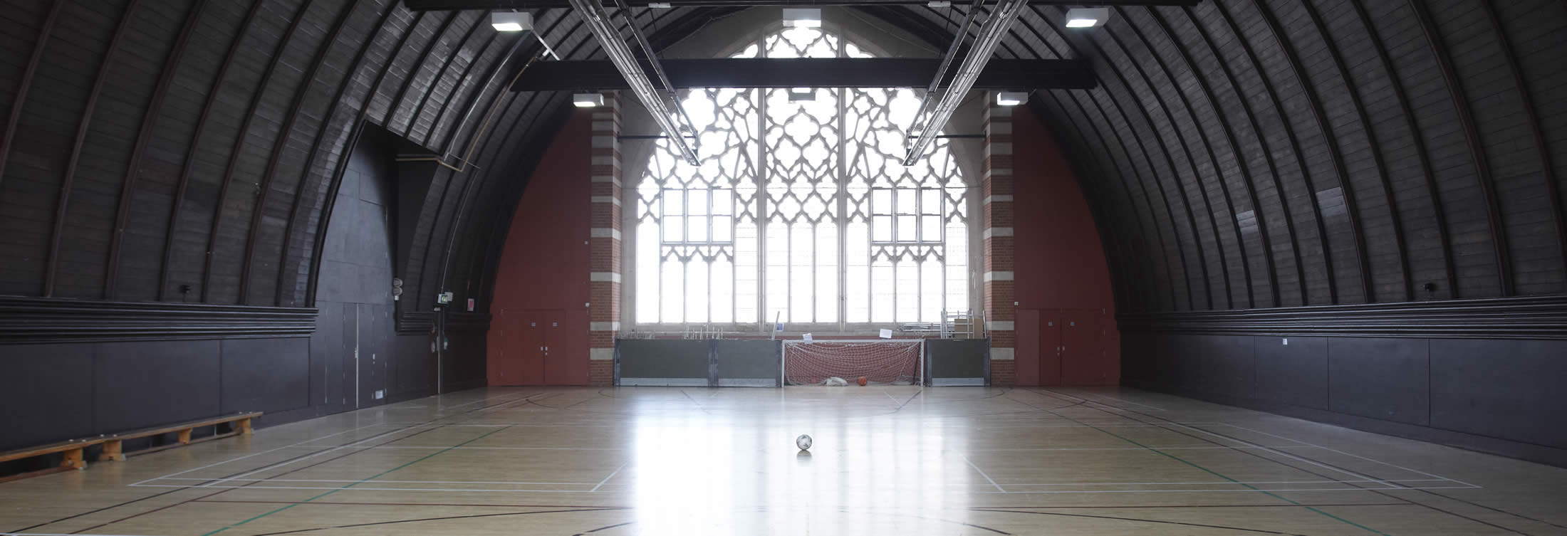 The Harrow Club - Sports Hall - Community indoor sports space