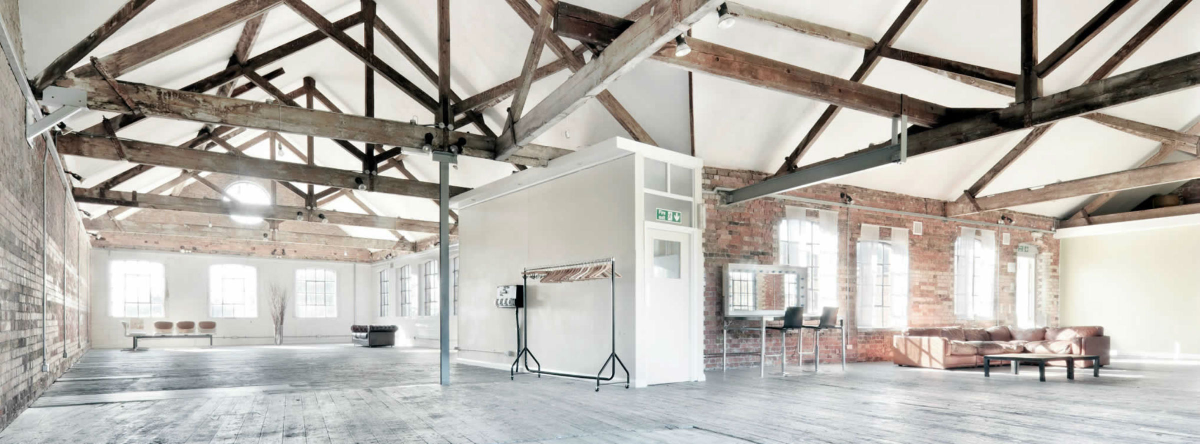 Loft Studios - Studio 4 - Space for photography, events and weddings