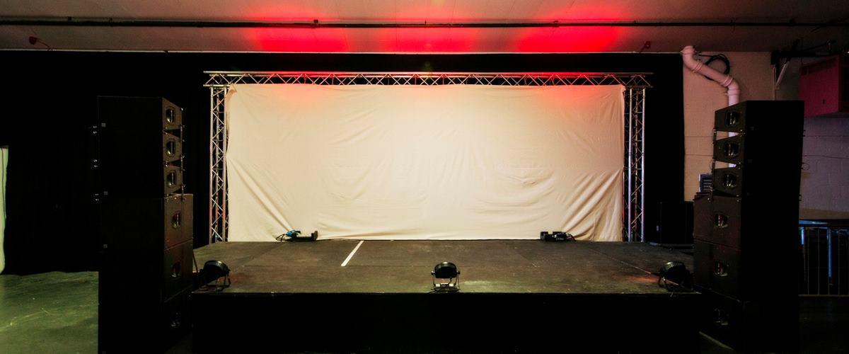 Photo of Whole Venue at SHAPES, HACKNEY