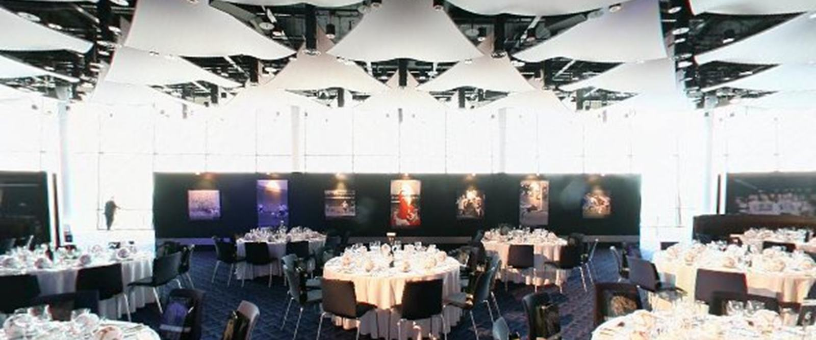 Photo of The Great Hall at Wembley Stadium
