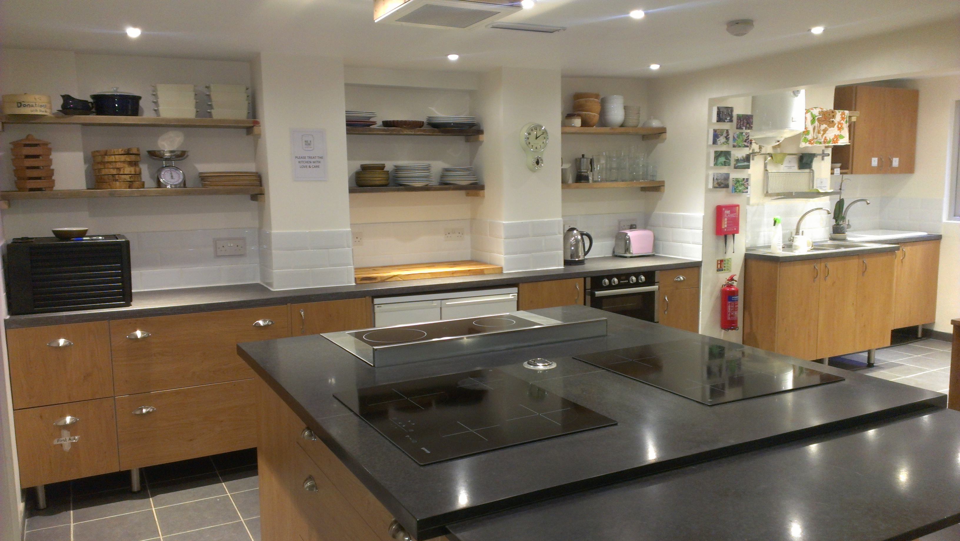 hire made in hackney local food kitchen | see pictures & prices
