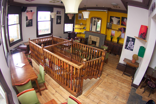 Star Of Bethnal Green Function Room
