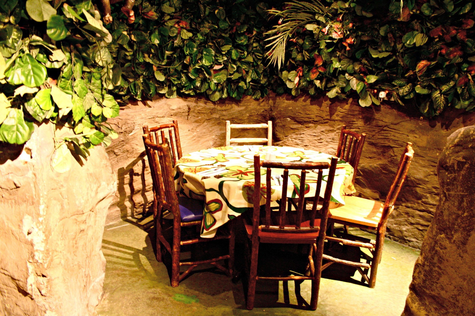 Hire rainforest cafe for Rainforest londra