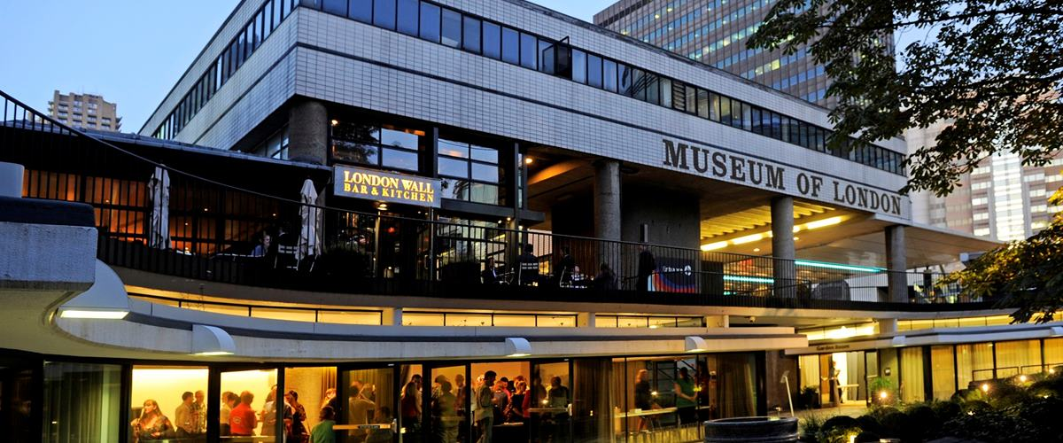 Garden Room Events Hire Museum Of London