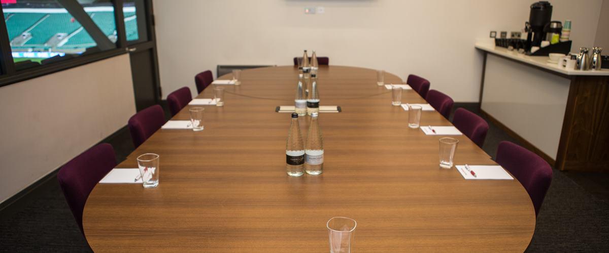 Photo of Executive Boxes at Twickenham Stadium