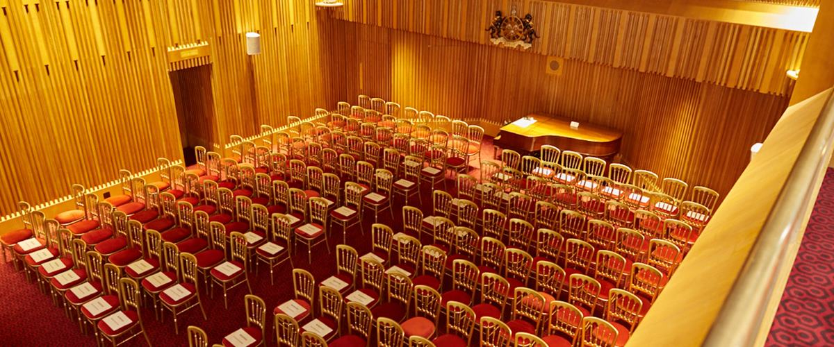 Photo of The Main Hall at Salters' Hall