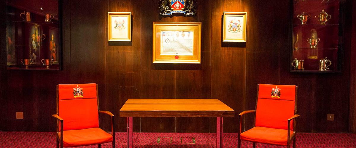 Photo of The Court Room at Salters' Hall
