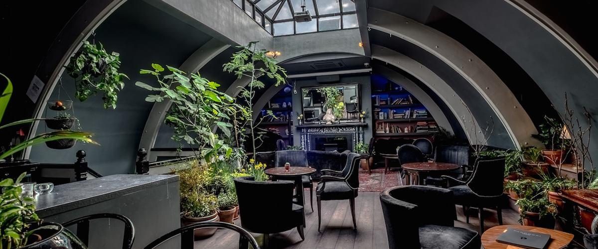Le grand si cle salon noir events l 39 escargot - Le salon noir ...