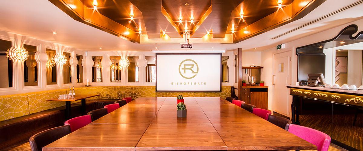 Photo of Meetings in the Mezzanine  at Rocket Bishopsgate