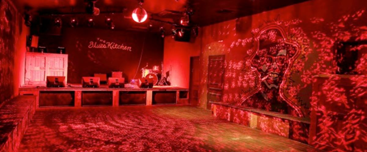 Photo of Clubroom at The Blues Kitchen Brixton