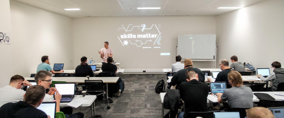 Photo of Shift at CodeNode