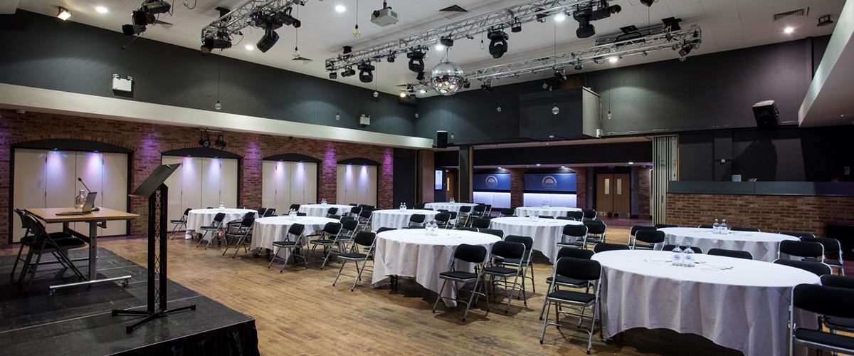 Photo of The Theatre at Park Crescent Conference Centre