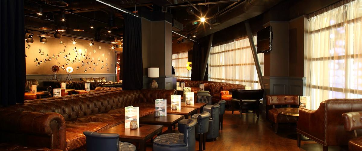 Corporate Lounge Business All Bar One The O2