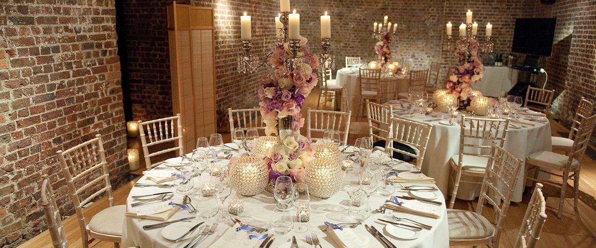 The Vaults Weddings Hire Rsa House Hire Space