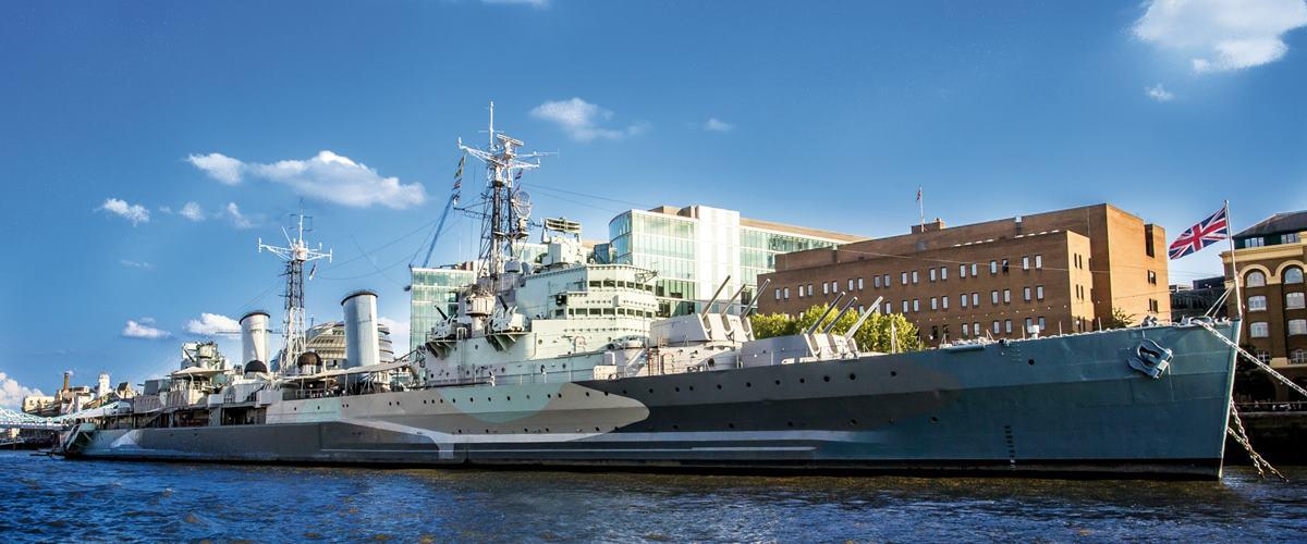 Hire HMS Belfast