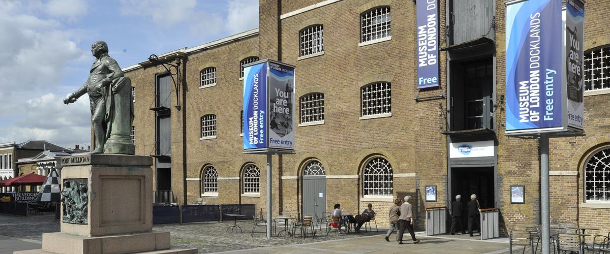 Photo of Museum of London Docklands