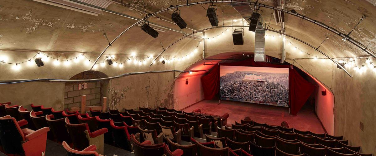 The Theatre Screenings Hire The Vaults