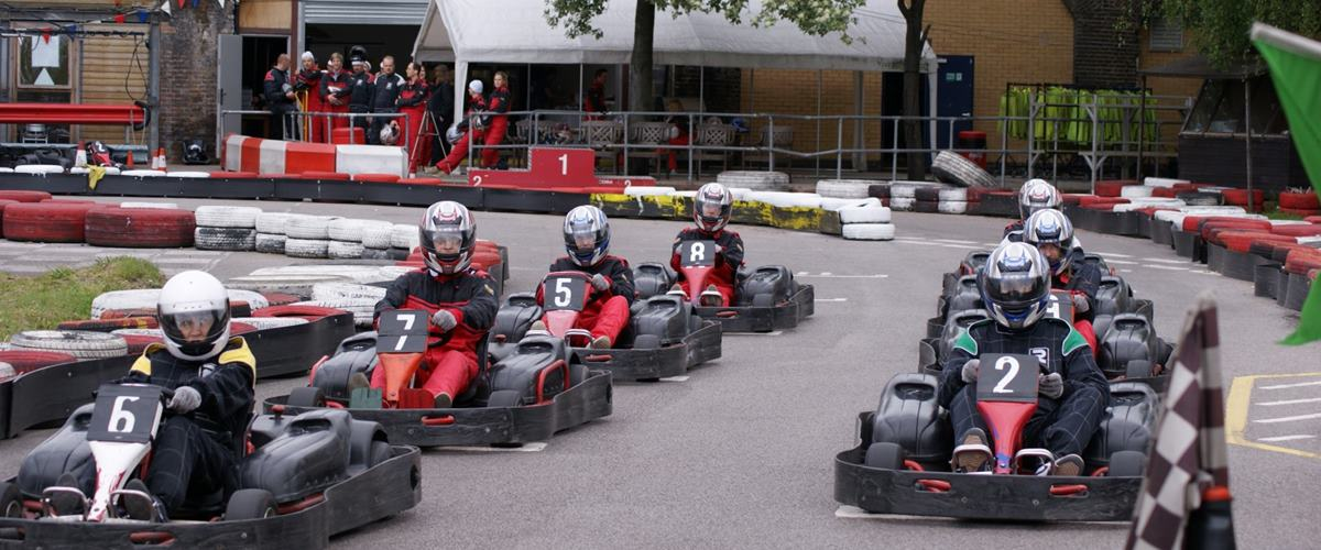 Photo of Revolution Karting