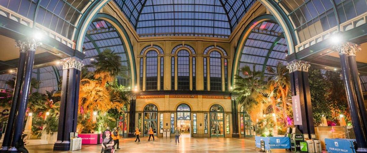 West Hall Business Hire Alexandra Palace