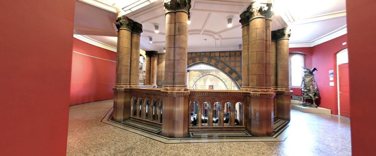Foyer Museum Victoria : Tate hall museum weddings victoria gallery