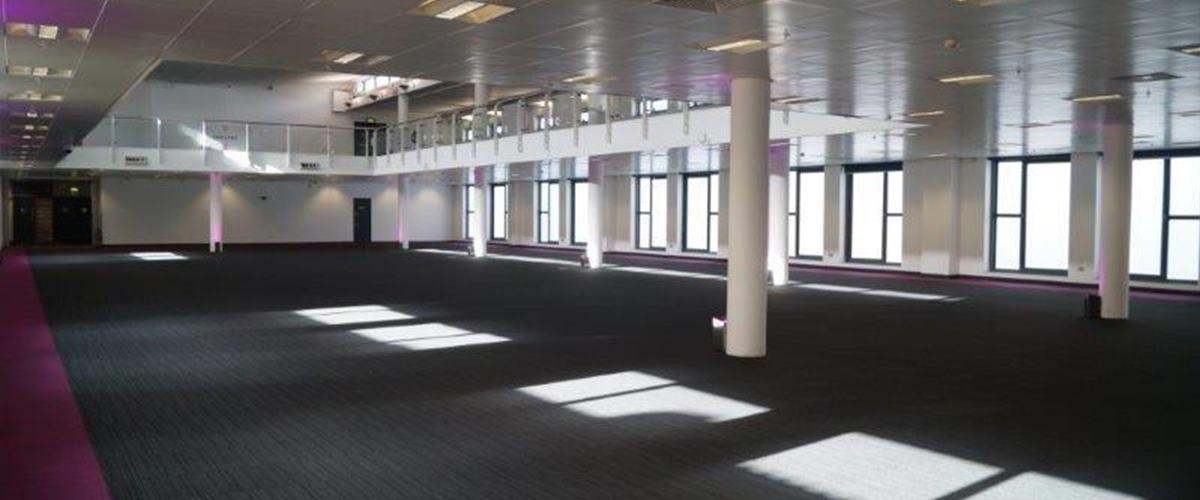 Gallery Hall Atrium Business Business Design Centre