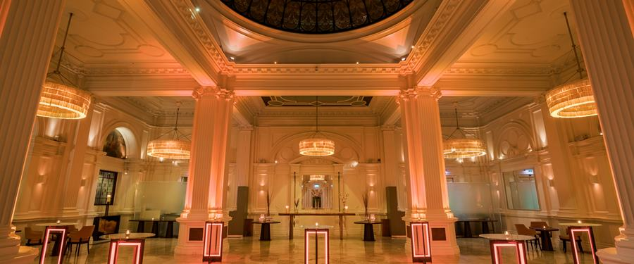 Hire Space - Venue hire 1901 Ballroom at Andaz London Liverpool Street