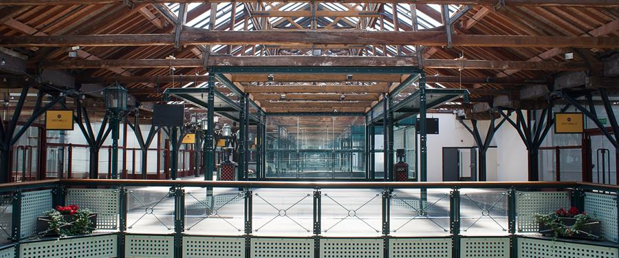 Hire Space - Venue hire East Mall at Tobacco Dock