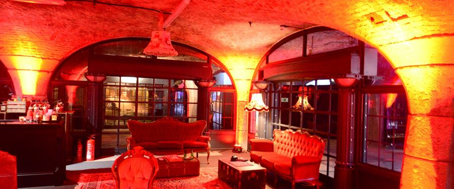 Hire Space - Venue hire North & South Vaults at Tobacco Dock