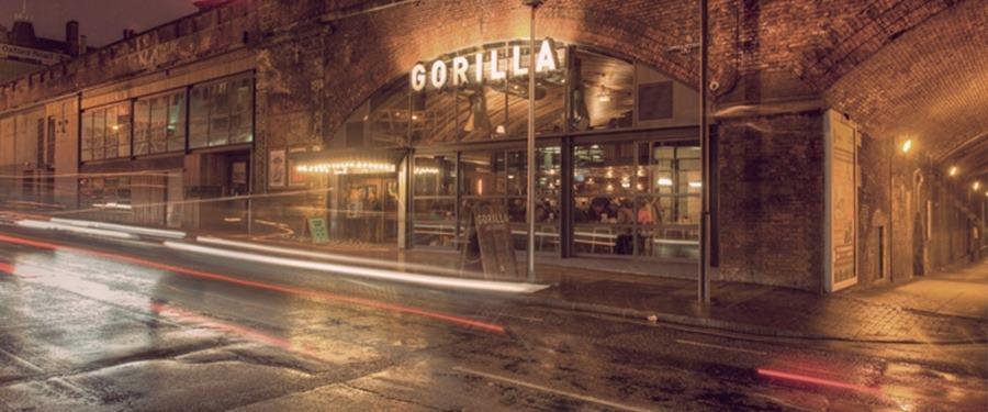 Hire Space - Venue hire The Studio at Gorilla Manchester
