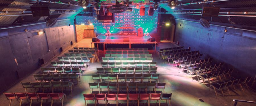 Hire Space - Venue hire The Club at Gorilla Manchester
