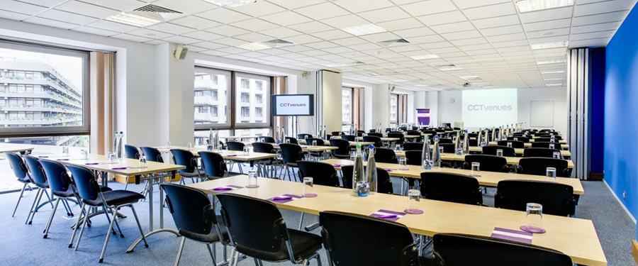 Hire Space - Venue hire Jupiter/Saturn at CCT Venues-Barbican