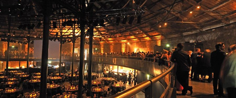 Hire Space - Venue hire Whole Venue at Roundhouse