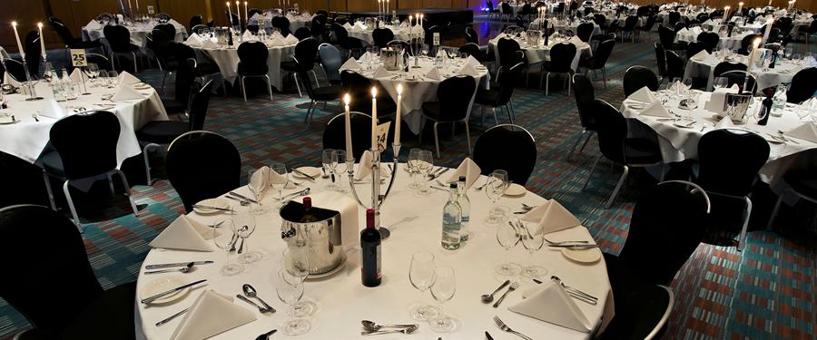 Hire Space - Venue hire Deansgate Suite at Hilton Deansgate
