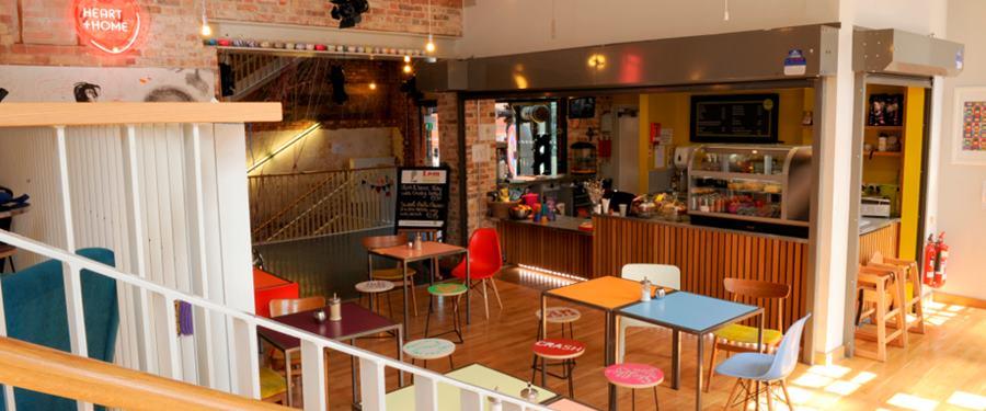Hire Space - Venue hire Platform Cafe at Platform Islington