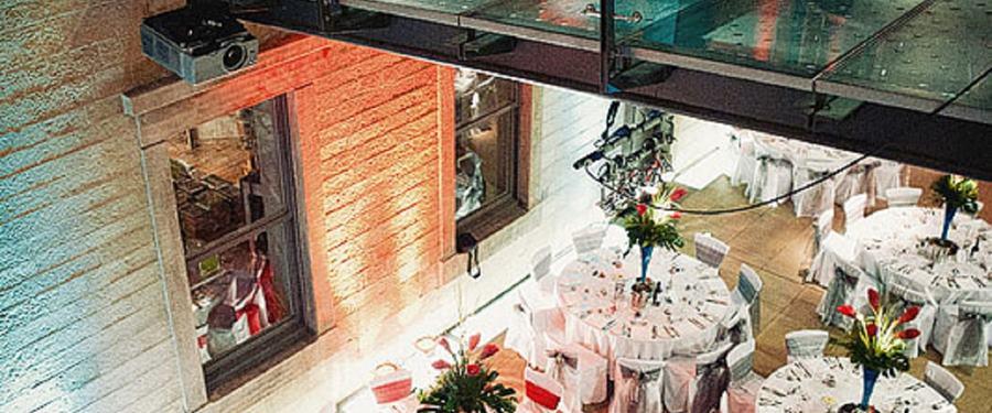 Hire Space - Venue hire Atrium at Manchester Art Gallery