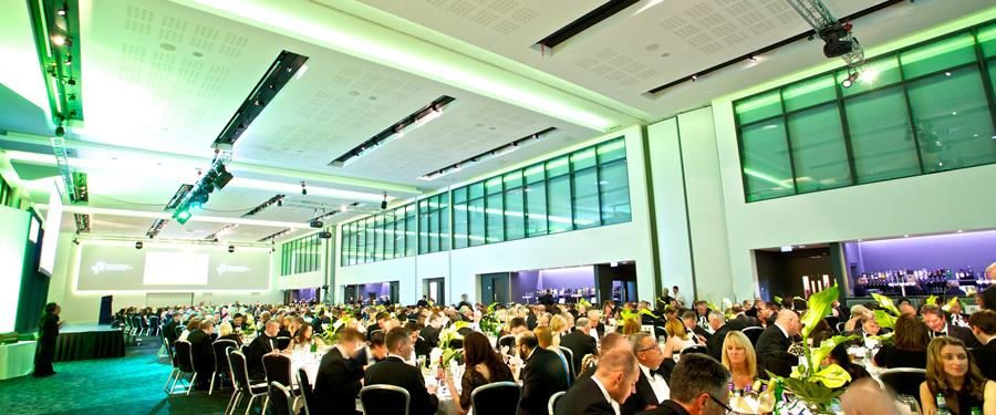 Hire Space - Venue hire The Point at Emirates Old Trafford