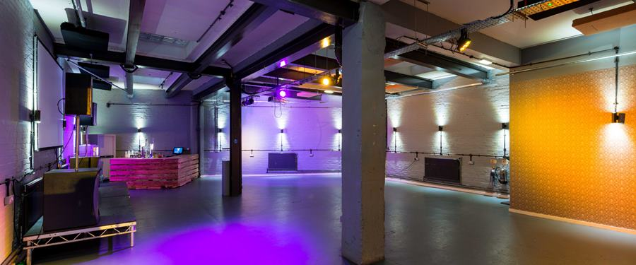 Hire Space - Venue hire Ground Floor at Hackney House