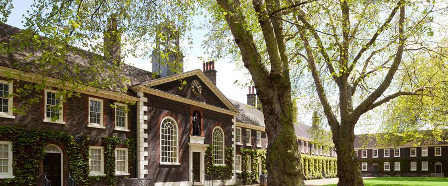 Hire Space - Venue hire Front Lawns at Geffrye Museum