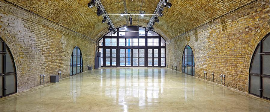 Hire Space - Venue hire Arch 3 at Behind The Bike Shed