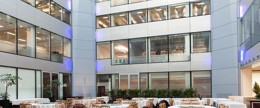 Hire Space - Venue hire Courtyard at Bright Courtyard Club