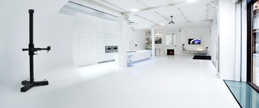 Hire Space - Venue hire Blank Canvas Event Space at Icetank