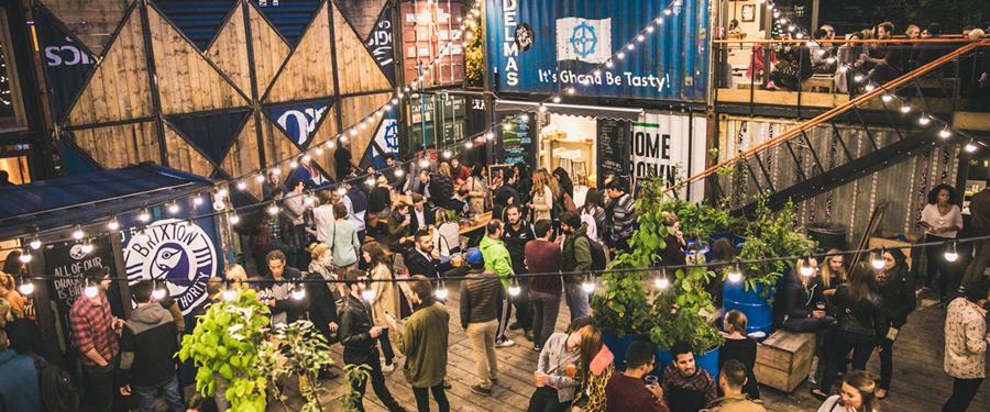 Hire Space - Venue hire Pop Box at Pop Brixton