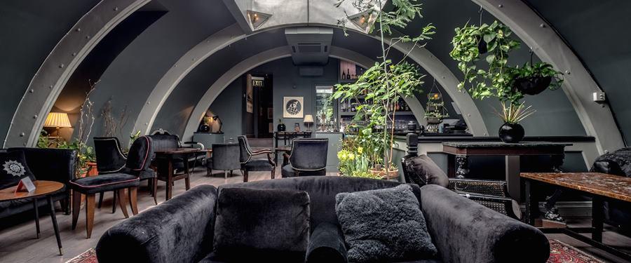 Hire Space - Venue hire Le Grand Siècle Salon Noir at L'Escargot