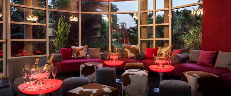 Hire Space - Venue hire The Moo Room at The Roof Gardens