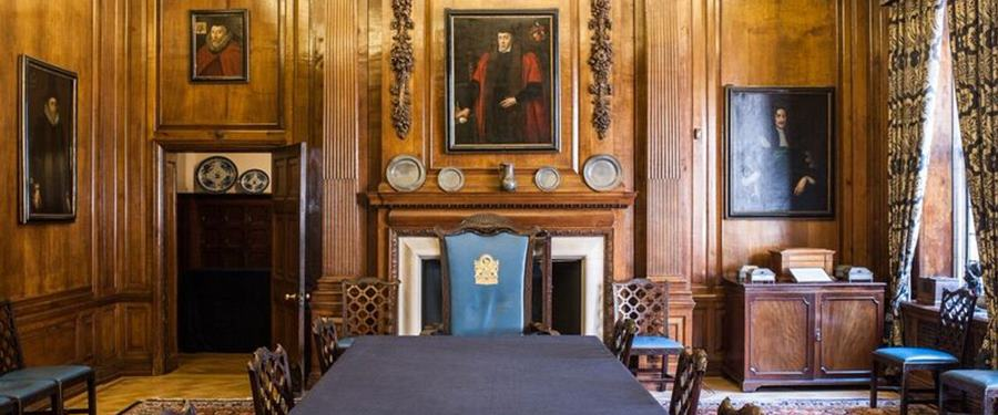 Hire Space - Venue hire The Courtroom  at Merchant Taylors' Hall