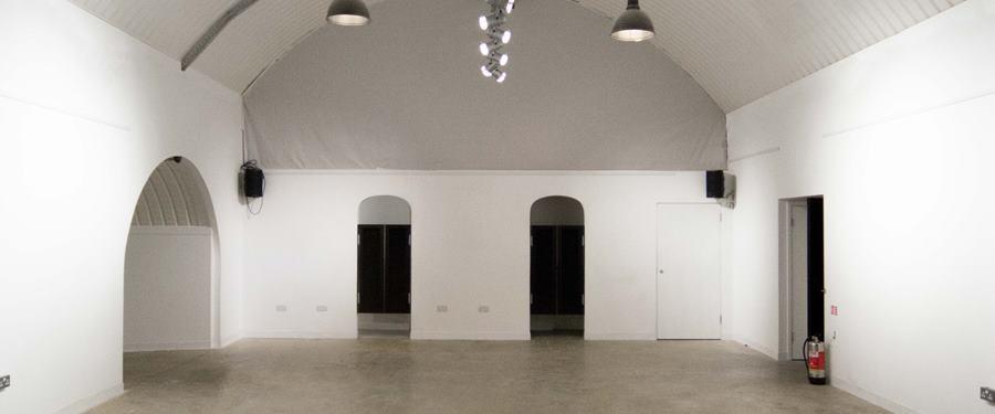 Hire Space - Venue hire Whole Venue at The Siding