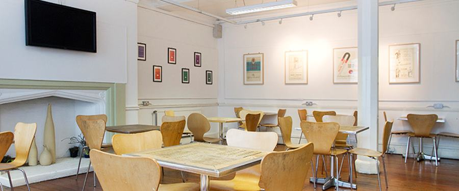 Hire Space - Venue hire Cafe at Oxford House