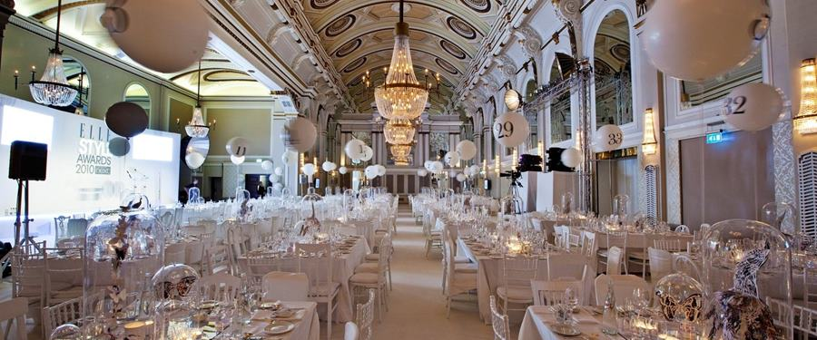 Hire Space - Venue hire Grand Hall & Balmoral Suite at De Vere Grand Connaught Rooms