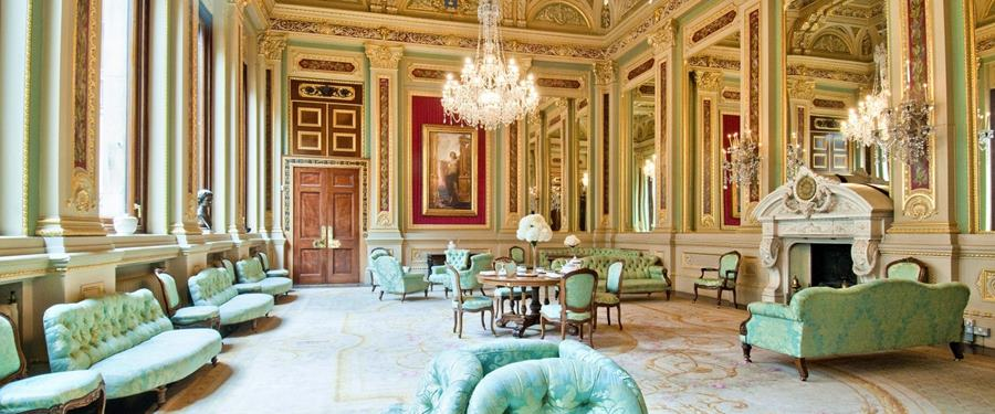 Hire Space - Venue hire Drawing Room & Court Dining Room at Drapers' Hall
